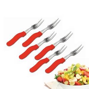 Fruit Fork 6 Pcs Set