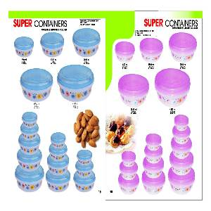 Super Container Set 5Pcs