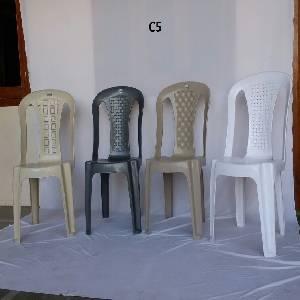 C5 Armless Chair