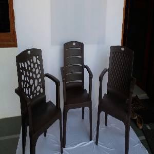 C6 Met Chair
