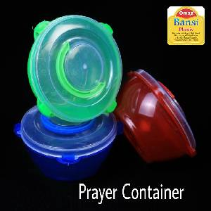 PRAYER CONTAINER