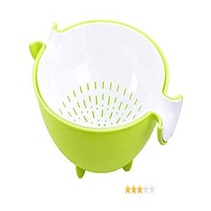 New Kitchen Basket & Colander